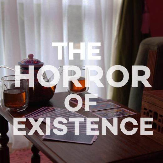 <span>How to Endure the Horror of Existence (Film)</span><i>→</i>
