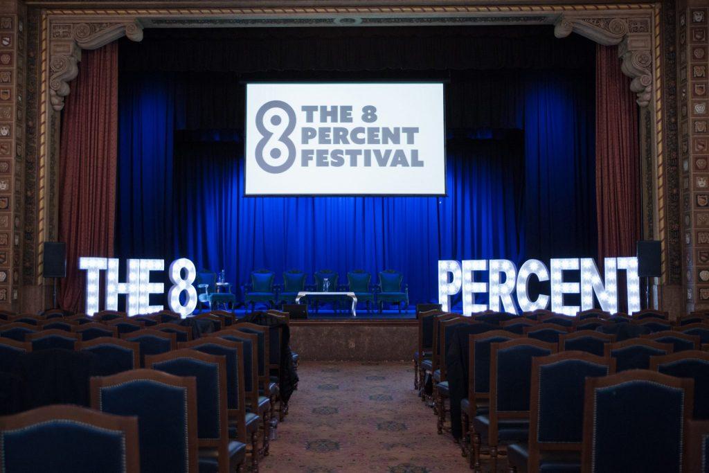 The 8 Percent Festival
